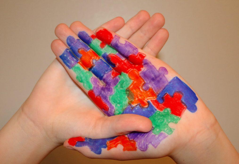 L'autismo e l'Officina del mosaico